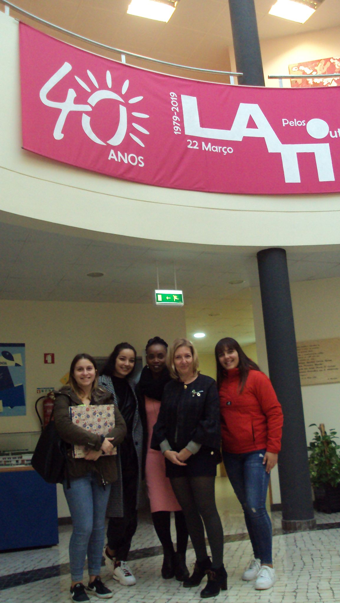 LATI colabora com escolas do concelho