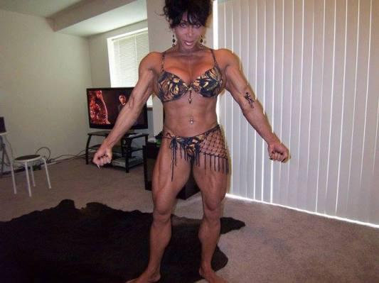 Latia Bathing suit Standing 133