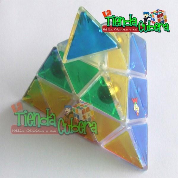 Pyramix YJ en base cristal