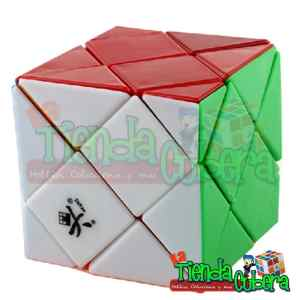 Dayan Dino Skewb Full Color