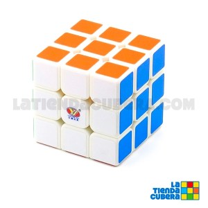 YJ Yulong 3x3x3 Base blanca