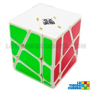YJ Crazy Yileng 3x3x3 Base blanca