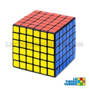 Shengshou 6x6x6 Base negra