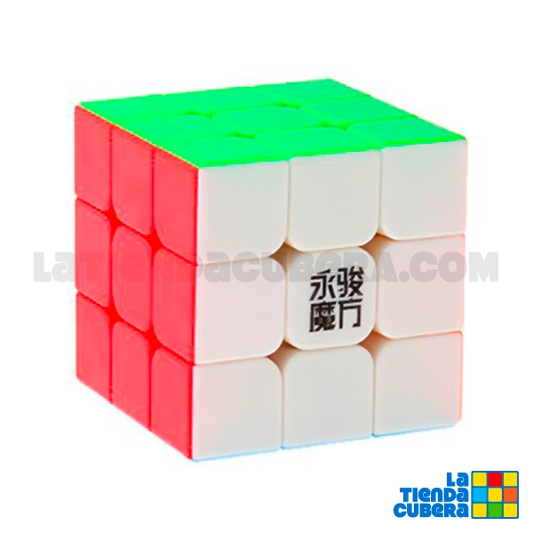 YJ Yulong 3x3x3 Stickerless