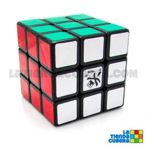 Dayan Lun Hui 3x3x3 Base negra