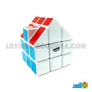 Calvin's House Cube III (Base blanca)