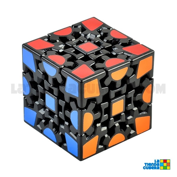 Gear 3x3x3 v1 (Base negra)
