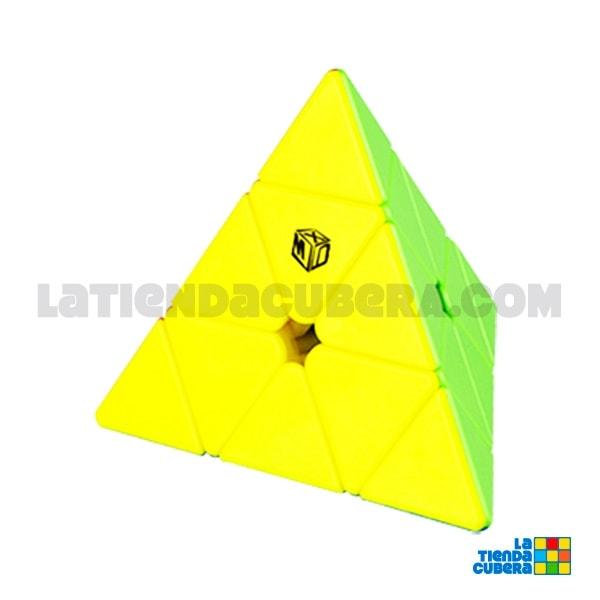 QiYi X-Man Bell Magnetic Pyraminx (STK)