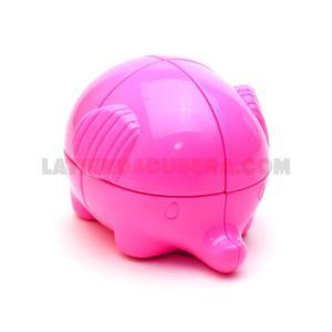 YJ Elephant 2x2 Pink