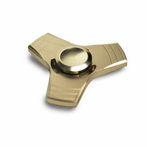 Fidget spinner metalico helix