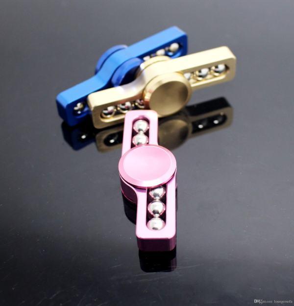 Fidget spinner chain bolitas