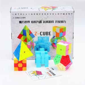 Z cube sets Stickerless