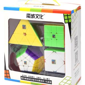 MoYu Cubing Classroom Irregular Gift Box (STK)