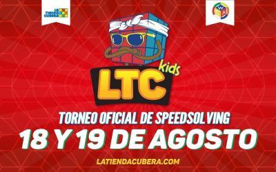 Torneo de Speedsolving Oficial LTC Kids-Post
