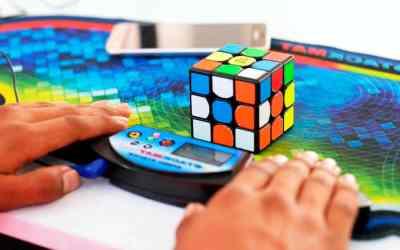 Torneo de Speedsolving Oficial LTC Kids