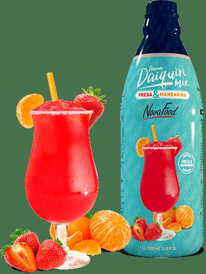 Daiquiri Fresa Mandarina - Mix