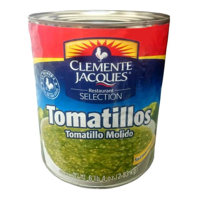 Tomatillos Molidos Clemente Jacques