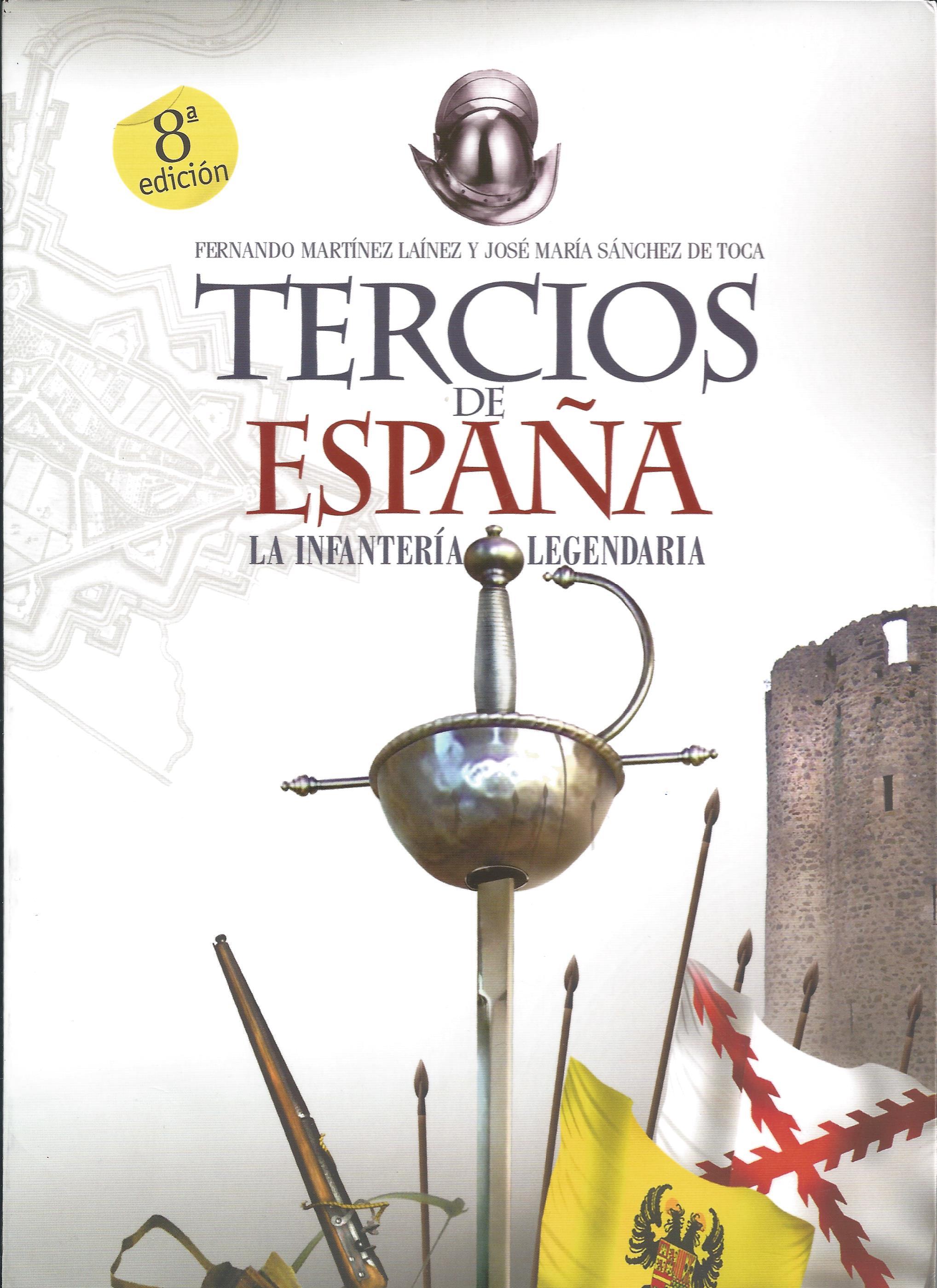 Portada Tercios de España