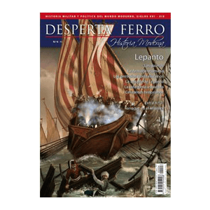 """Lepanto"", Desperta Ferro Ediciones"