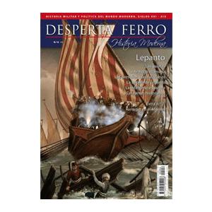 «Lepanto», Desperta Ferro Ediciones