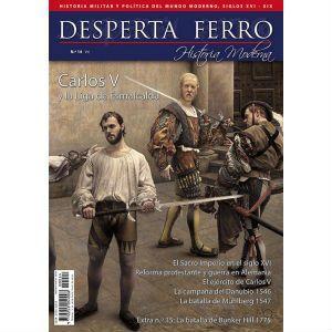"""""""Carlos V y la Liga Esmacalda"""", Desperta Ferro"""