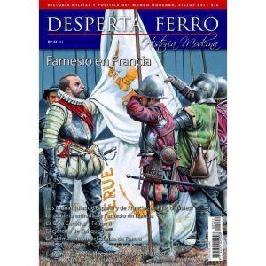 «Farnesio en Francia», Desperta Ferro