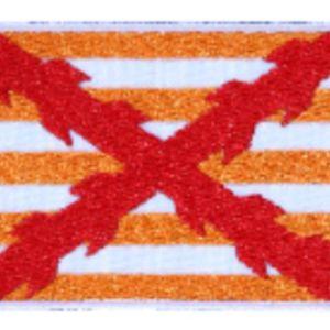 Bordado «Bandera Capitana» – Gran Armada 1588