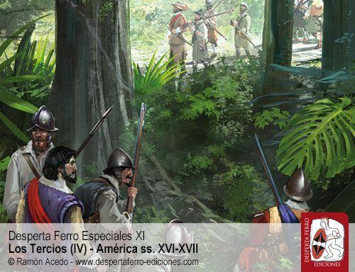 TSR-Tercios_America