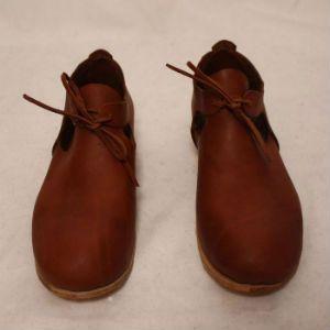 Zapato del siglo XVII