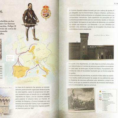 Atlas «Los Tercios Españoles en Flandes»