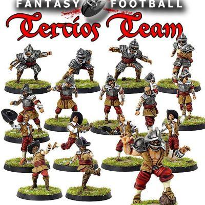 Fantasy Football Tercios Team