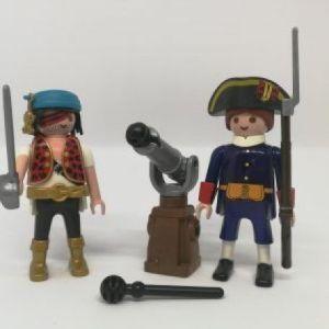Pack Infante Marina Español + Pirata + Cañón