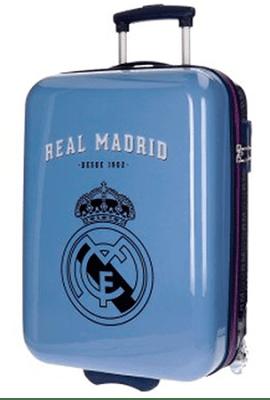Maleta del Real Madrid de 55 cm. de altura