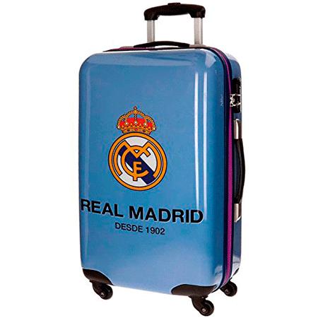 Maleta del Real Madrid de 67 cm. de altura