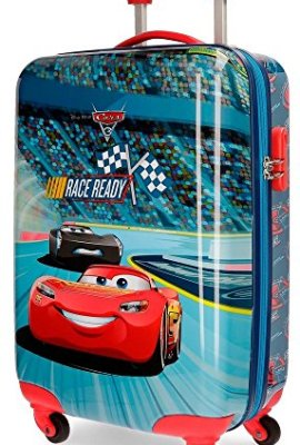 Maleta Joumma Bags para niños de Disney Race. Equipaje infantil de Joumma Bags tipo trolley.