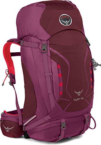 Mochila de senderismo Osprey Kyte 46 2.0.