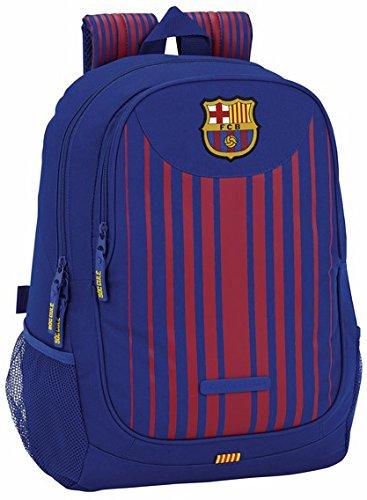 Mochila infantil del Fútbol Club Barcelona. Mochila para el colegio