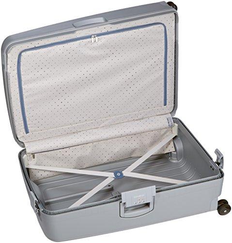 Maleta rígida Samsonite S'Cure Spinner. maleta de viaje de Samsonite