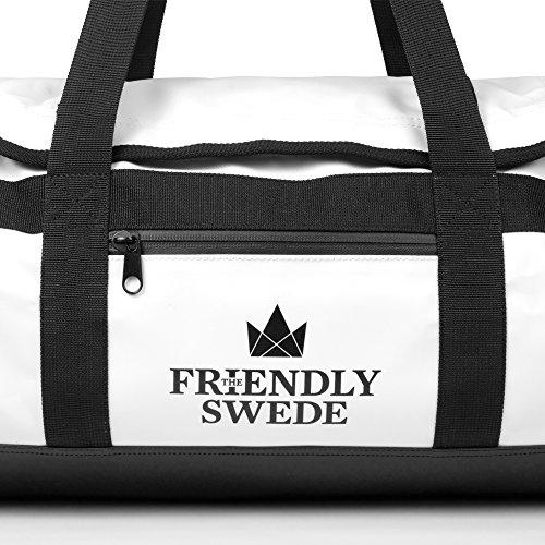 Bolsa de viaje The Friendly Swede.