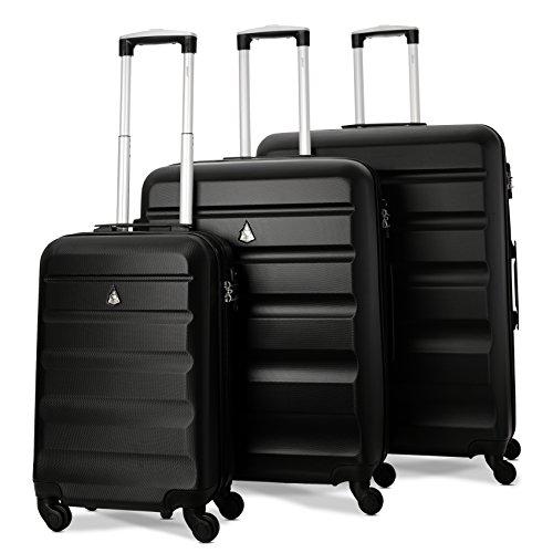 Maletas rígidas y juegos de maletas rígidas de Aerolite.