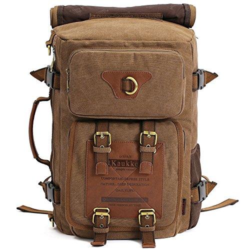 Bolsa de viaje de tela de Kaukko.
