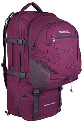 Mochila de senderismo Mountain Warehouse Traveller.