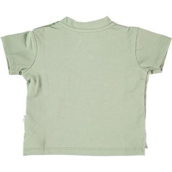 Camiseta Xavi kaki back
