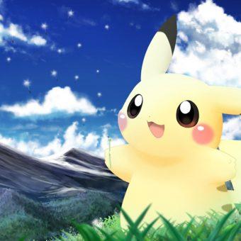 Dibujos de Pikachu Kawaii para dibujar colorear imprimir y recortar