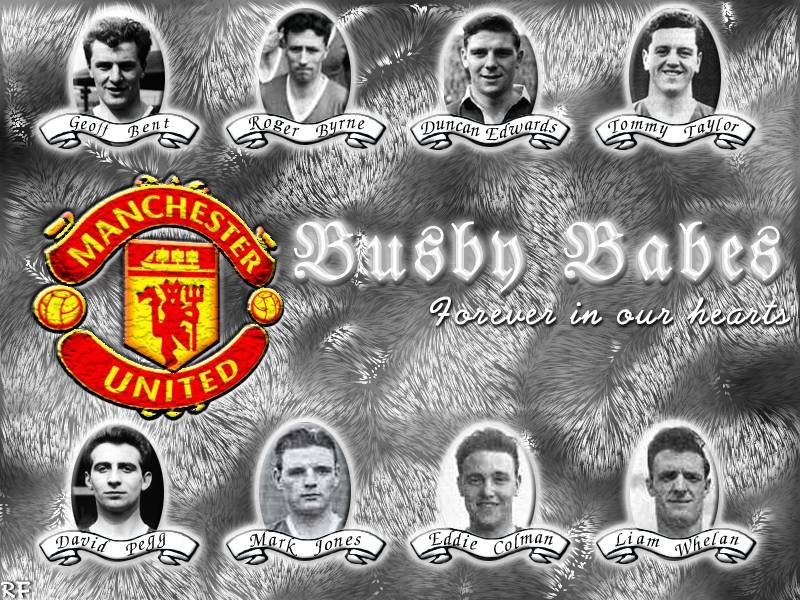 The Busby Babes (2/4)