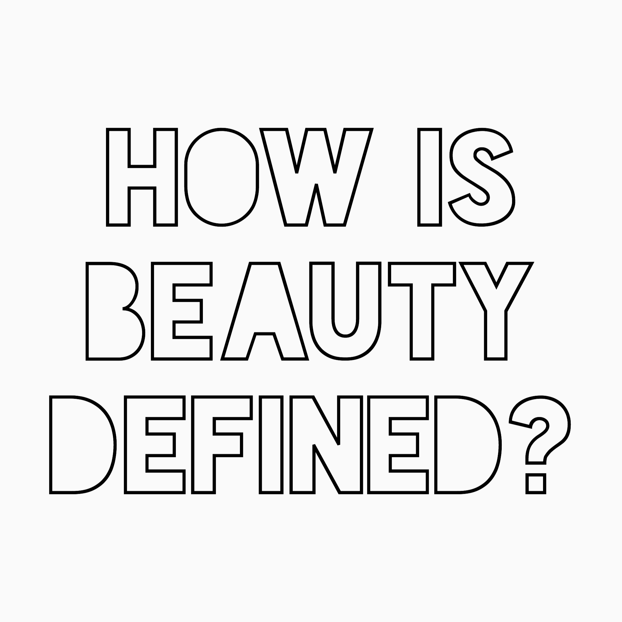 Are beauty standards changing?