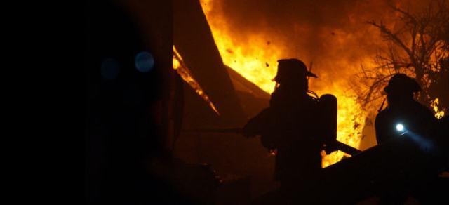 Feuerwehr und Hilfskräfte sind im Dauereinsatz
