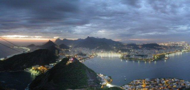 Sicherheit ist eines der großen Probleme von Ri de Janeiro