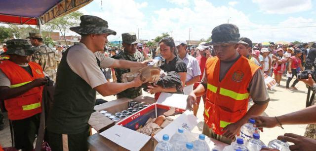 Schwere Überschwemmungen haben im südamerikanischen Land Peru mindestens 75 Menschen das Leben gekostet