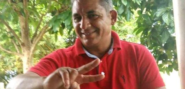 Waldomiro war seit 1996 Mitglied der Bewegung der Landarbeiter ohne Boden